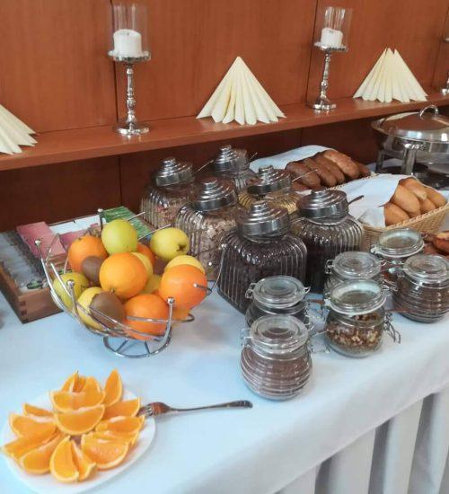 Garni Hotel Gavurky *** švédsky stôl